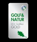 Qualitätsmanagement Golf & Natur-Stufen Gold und Silber