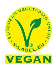 Label-Info: Europäisches V-Label Vegan