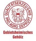 Qualitätserzeugnis - pro agro geprüft - Gebietsheimisches Gehölz