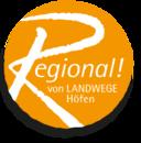 Regional von Landwege Höfen