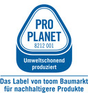PRO PLANET-Farben-Umweltschonend produziert