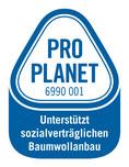 PRO PLANET-CmiA Textilien-Unterstützt sozialverträglichen Baumwollanbau