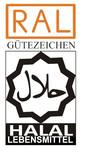 RAL Gütezeichen Halal-Lebensmittel