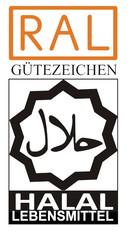Label-Info: RAL Gütezeichen Halal-Lebensmittel