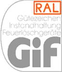 RAL Gütezeichen Instandhaltung Feuerlöschgeräte