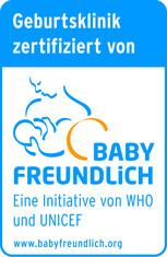Label-Info: Babyfreundlich Initiative von WHO und UNICEF