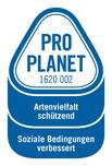 PRO PLANET-Bananen-Artenvielfalt schützend Soziale Bedingungen verbessert