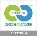 Cradle to Cradle Certified™-Platin