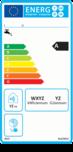 EU-Energielabel-Warmwasserbereiter