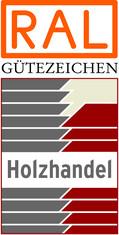 Label-Info: RAL Gütezeichen Holzhandel