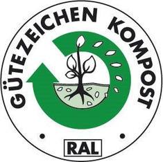 Label-Info: RAL Gütezeichen Kompost