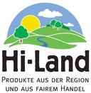 Hi-Land Produkte aus der Region und aus dem fairen Handel