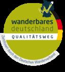 Wanderbares Deutschland-Qualitätsweg