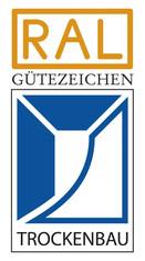 Label-Info: RAL Gütezeichen Trockenbau