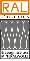 Label-Info: RAL Gütezeichen Erzeugnisse aus Mineralwolle
