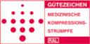 RAL Gütezeichen Medizinische Kompressionsstrümpfe