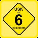 USK 6-Freigegeben ab 6 Jahren