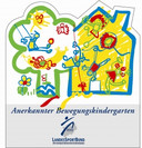 Anerkannter Bewegungskindergarten des Landessportbundes NRW