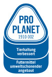 PRO PLANET-Eier-Futtermittel umweltschonender angebaut