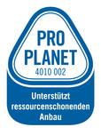 PRO PLANET-Kekse-Unterstützt ressourcenschonenden Anbau