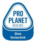 PRO PLANET-Pute-Futtermittel umweltschonend angebaut Ohne Gentechnik
