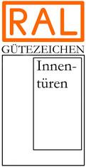 Label-Info: RAL Gütezeichen Innentüren aus Holz und Holzwerkstoffen