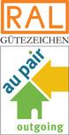 RAL Gütezeichen Au-pair-Outgoing