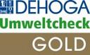 DEHOGA Umweltcheck Gold-für Hotellerie und Gastronomie