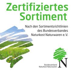 Label-Info: Sortimentsgarantie