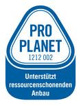 PRO PLANET-Möhren, Eisbergsalat-Unterstützt ressourcenschonenden Anbau