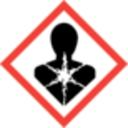 GHS-Kennzeichnung (Gefahrenkennzeichnung)-Torso - Ernste Gesundheitsgefahr-GHS 07