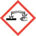 GHS-Kennzeichnung (Gefahrenkennzeichnung)-Ätzwirkung-GHS 05