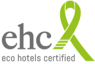 Label-Info: eco hotels certified ehc