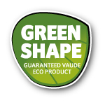 Label-Info: Green Shape