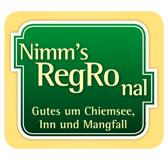 Label-Info: Nimms Regronal - Gutes um Chiemsee Inn und Mangfall