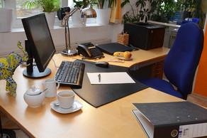 Nachhaltiges Büro